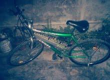 دراجه هوائيه نمره 26 مستعمل بحاله الوكاله