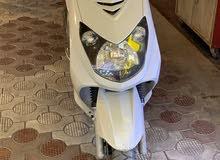 Buy a Used Yamaha motorbike made in 2012