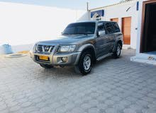 Used condition Nissan Patrol 1998 with 1 - 9,999 km mileage