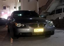 km BMW 525 2004 for sale