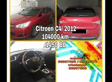 citroen C4 2012 for sale