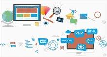 مصمم ومطور مواقع