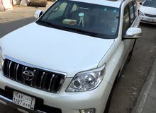 Toyota Prado 2013 For sale - White color