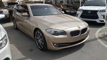 2012 BMW 530i Full options Gulf specs clean car
