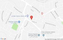 بيت ومحل للبيع على قطعة ارض بمساحة نصف دونم عمان منطقة النصر