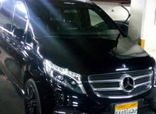 Automatic Mercedes Benz 2019 for rent