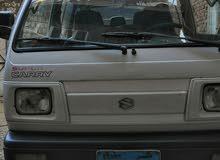 للايجار بالسائق عربية سوزوكي فان 7راكب المصانع والشركات ودورات نقل موظفين وعمال