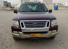 +200,000 km Ford Explorer 2008 for sale