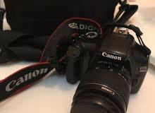 كاميرا canon 1100