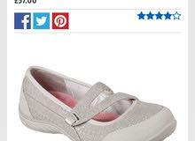 حذاء ماركة سكيتشرز الامريكية
