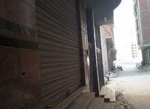 محل واسع 80 متر على 3 نواصى به حمام خلف بالينو بالقرب من مستشفى صلاح سالم
