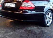 مرسيدس E200 2005