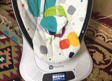 جهاز هزاز للبيع للاطفال بحالة نظيفةًو جديدة بس من غير كرتون استعمال اقل من شهرين