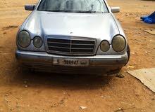 Grey Mercedes Benz E 230 1998 for sale