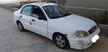 Daewoo Lanos 1999 For sale - White color