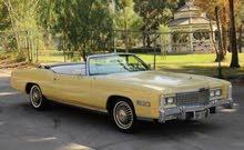 30,000 - 39,999 km Cadillac Eldorado 1975 for sale