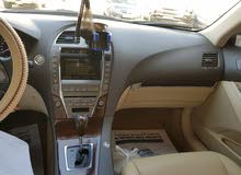 White Lexus ES 2011 for sale