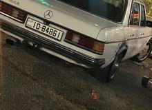 Automatic Mercedes Benz 1976 for sale - Used - Amman city