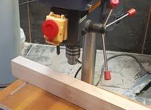Fujita Drill press   مثقاب كهربائي طاولة ماركة فوجيتا