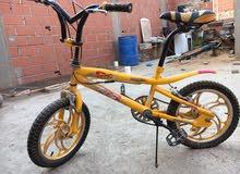 دراجة لسه جديد