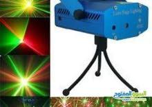 جهاز الميني لليزر الخاص بالحفلات / فلشر للحفلات بألوان مختلفة