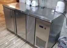 Counter chiller 2 door 1500x700+850
