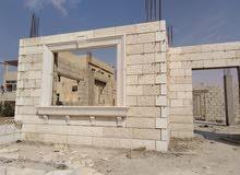 ارض مع بيت في قرية ابو نصير للبيع