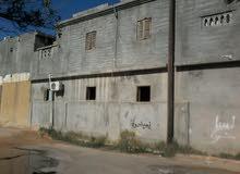 بيع منزل من دوراين بل قرب من شارع بنغازي مصراته