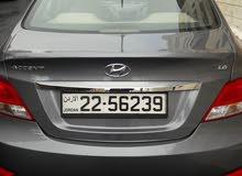 Automatic Hyundai Accent 2016