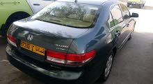 Turquoise Honda Accord 2005 for sale