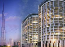 THE BEST WAY TO INVEST!LUXURY  HOTEL APARTMENT!FURNISHED! READY TO MOOVE IN!!HEART OF  BUSINESS BAY