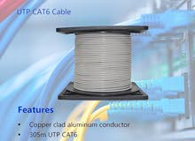 cable cat6 dahua