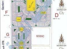 للبيع ارض في بيت الوطن المرحلة الخامسة التكميلي ثاني نمرة من البوليفارد 600متر