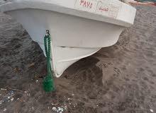 قارب مستعمل حق للبيع ونفس الوقت مبادل قارب 23 قدم