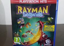 Rayman legends new 15 دينار