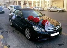 مرسيدس E250 موديل 2013 للإيجار