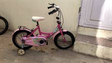دراجه بناتي الون وردي