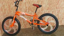 دراجة هوائية BMX استخدام بسيط بحالة ممتازة
