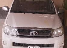 For sale Toyota Hilux car in Gharyan