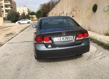 Honda Civic car for sale 2009 in Amman city
