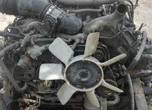 محركات للبيع تندرا 57/47بي ضمانه محرك ماشي 30الف