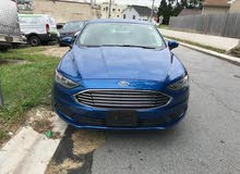 Automatic Ford 2017 for sale - Used - Zarqa city