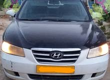 Automatic White Hyundai 2007 for sale