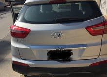 Automatic Silver Hyundai 2017 for sale