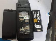 هاتف hope S18 ببطارية 10الف ملي امبير تعمل كبوربانك