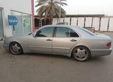 Gasoline Fuel/Power   Mercedes Benz E55 AMG 1998