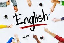 مدرس لغة انجليزية(خصوصي)