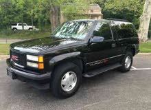 1997 Used Yukon with Automatic transmission is available for sale