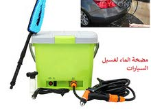 مضخة الماء لغسيل السيارات