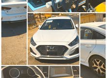 Gasoline Fuel/Power   Hyundai Sonata 2018